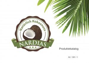 nardias produktekatalog cover